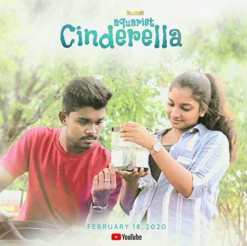 Aquarist Cinderella Tamil Movie Posters