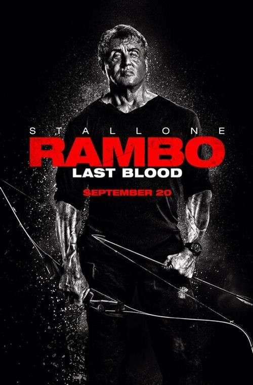 Rambo 5: Last Blood Tamil Movie Posters