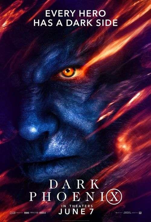 X-Men: Dark Phoenix Tamil Movie Posters