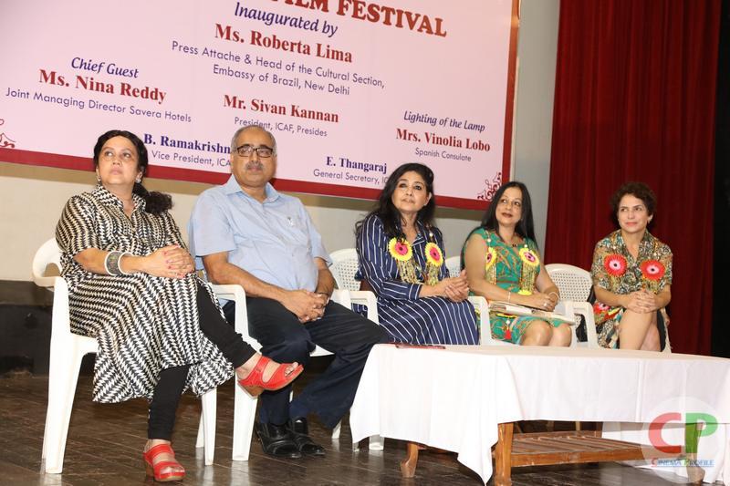 Brazilian Film Festival Inauguration Event Stills
