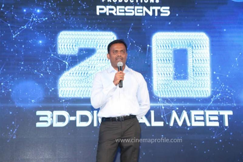 Lyca Productions Presents 2.0 3D Digital Meet Event Photos 3