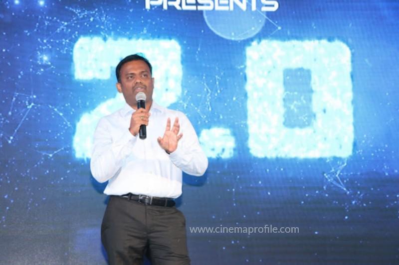 Lyca Productions Presents 2.0 3D Digital Meet Event Photos 4