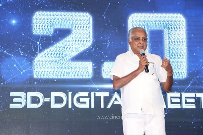 Lyca Productions Presents 2.0 3D Digital Meet Event Photos 1