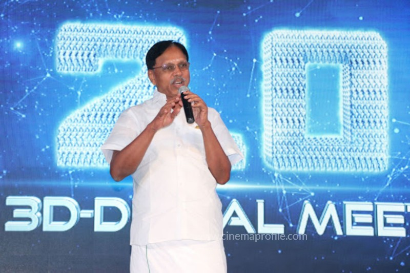 Lyca Productions Presents 2.0 3D Digital Meet Event Photos 9