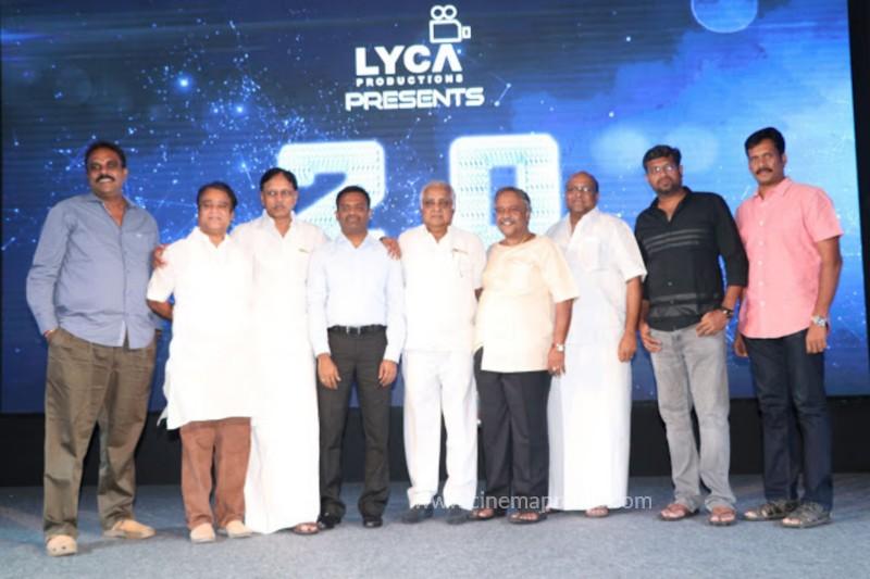 Lyca Productions Presents 2.0 3D Digital Meet Event Photos 8