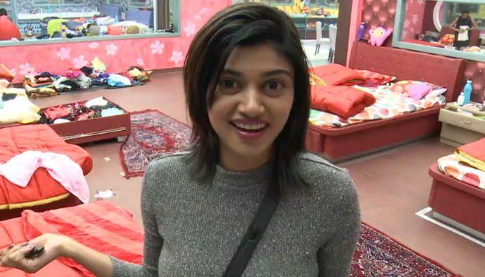 Actress Oviya Photo Stills From Vijaytv Bigboss House Exclusive 20