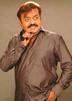 Kollywood Actor Vijayakanth's Biography