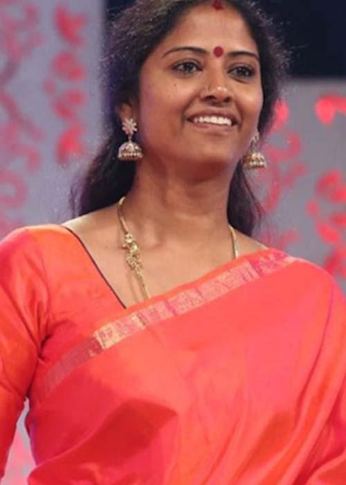 Easwari Rao Tamil Actress Profile