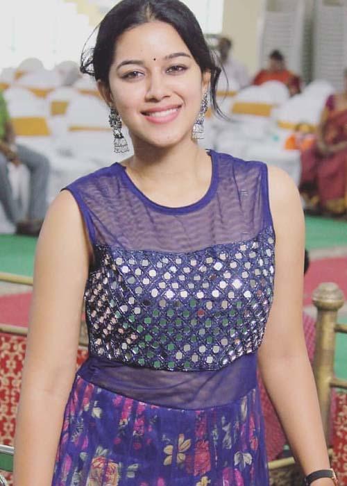 Mirnalini Ravi Tamil Actress Profile