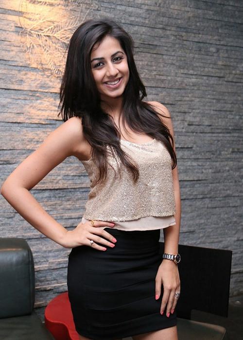 Nikki Galrani Tamil Actress Profile