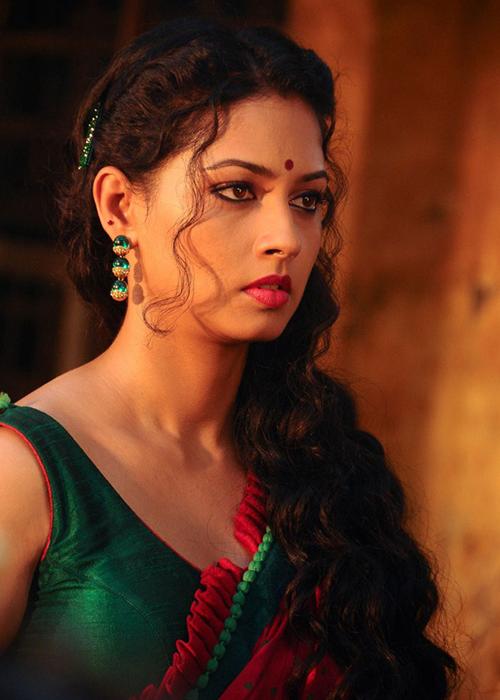 Pooja Umashankar Tamil Actress Profile