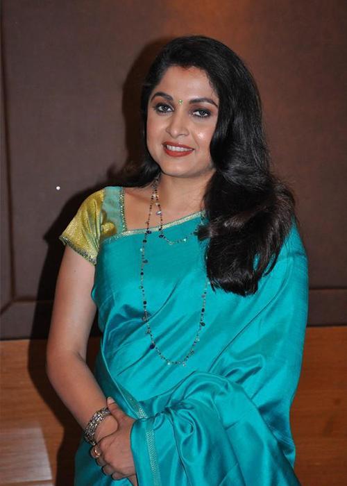Ramya Krishnan Tamil Actress Profile