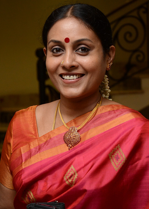 Saranya Ponvannan Tamil Actress Profile