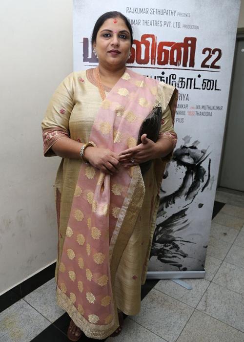 Sripriya Tamil Actress Profile