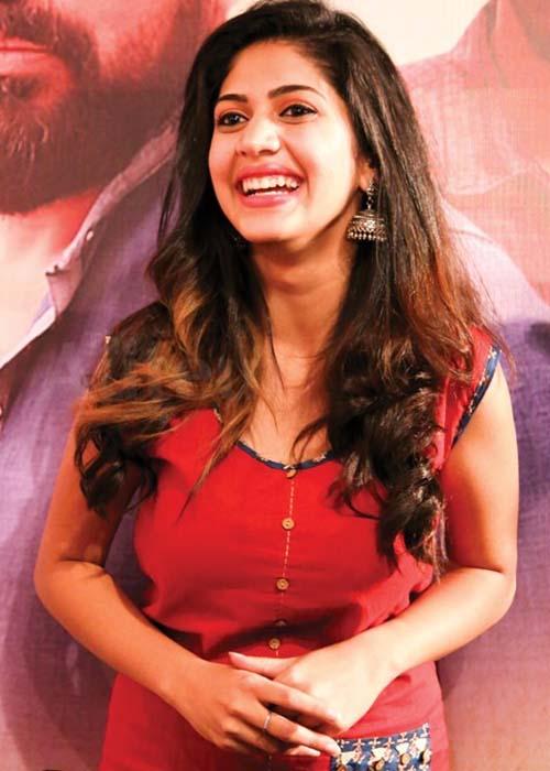 Tharushi Tamil Actress Profile