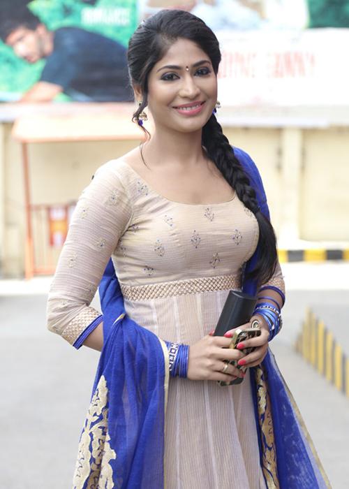 Vijayalakshmi Agathiyan Tamil Actress Profile