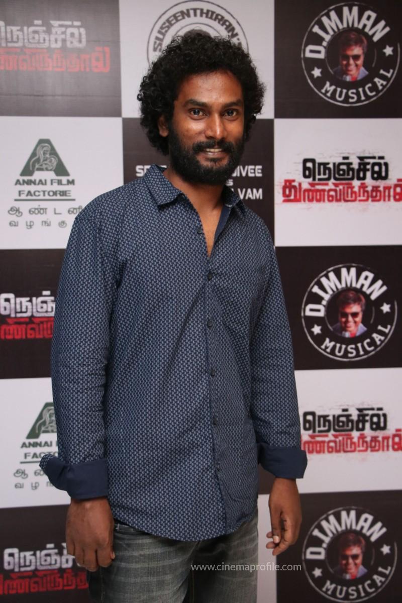 Nenjil Thunivirundhal Movie Audio Launch Photo Stills 26