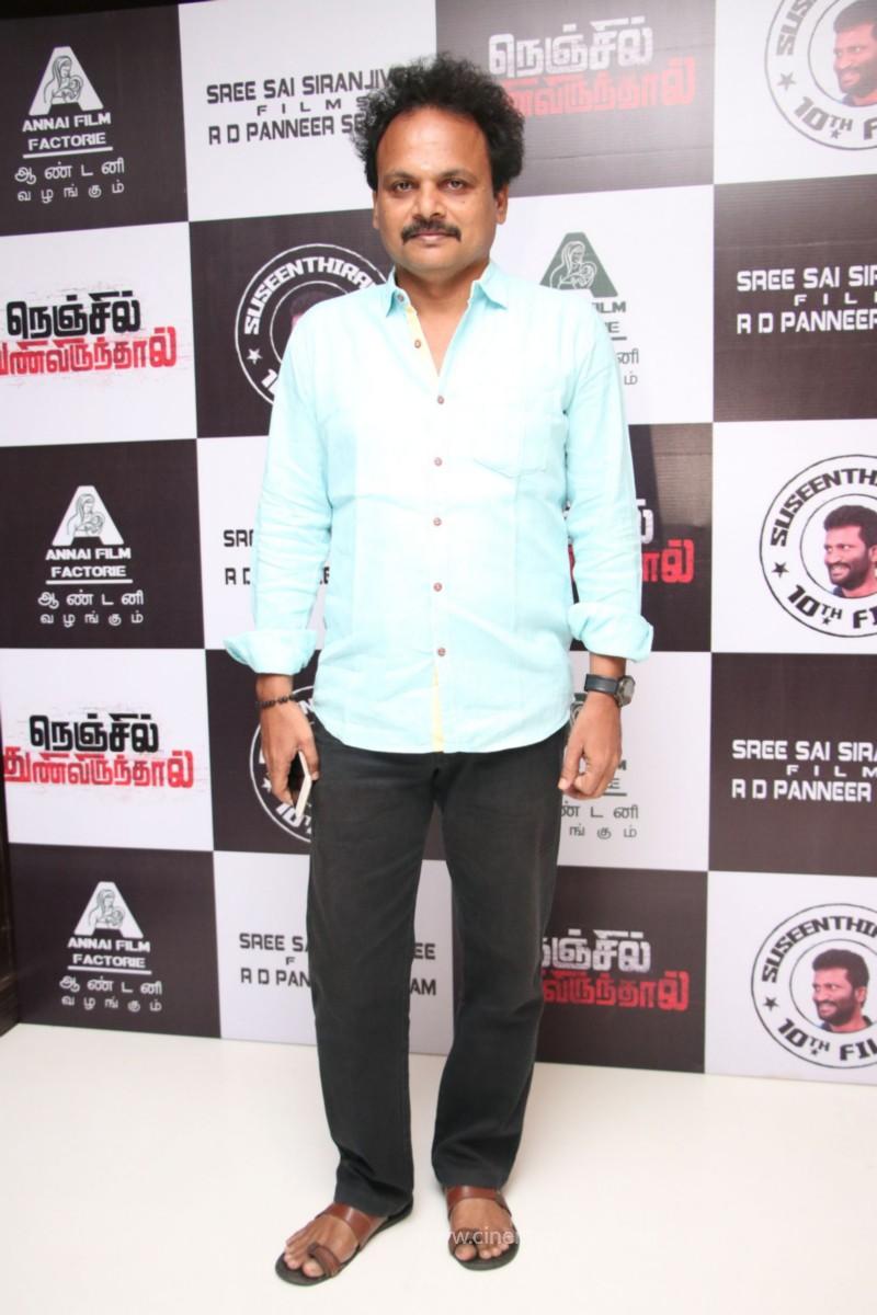 Nenjil Thunivirundhal Movie Audio Launch Photo Stills 34