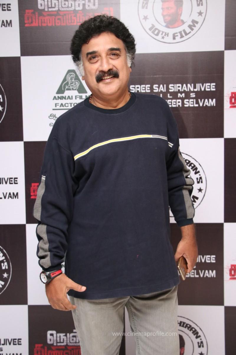 Nenjil Thunivirundhal Movie Audio Launch Photo Stills 7