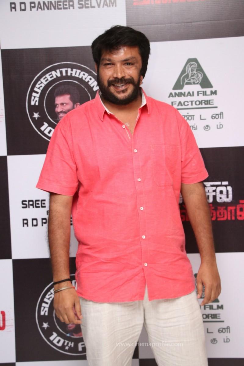 Nenjil Thunivirundhal Movie Audio Launch Photo Stills 6