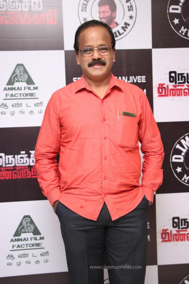 Nenjil Thunivirundhal Movie Audio Launch Photo Stills 9