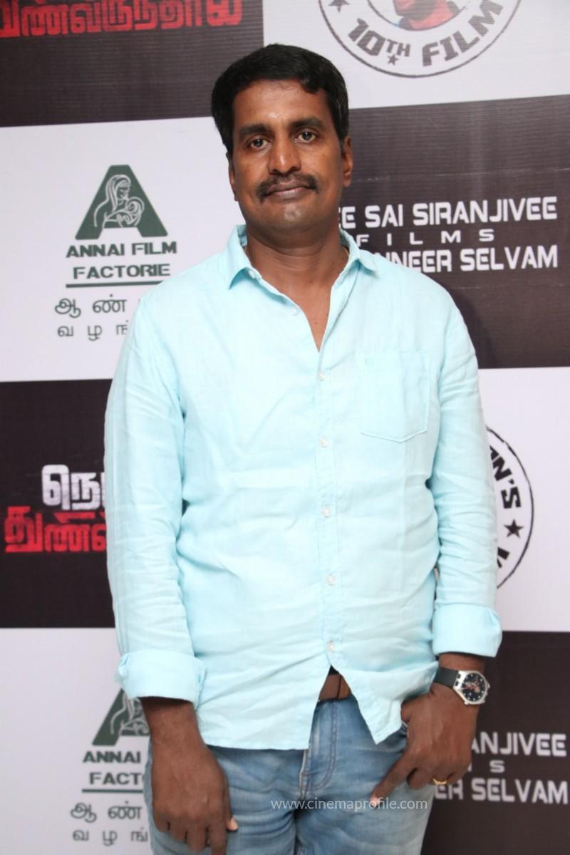 Nenjil Thunivirundhal Movie Audio Launch Photo Stills 2