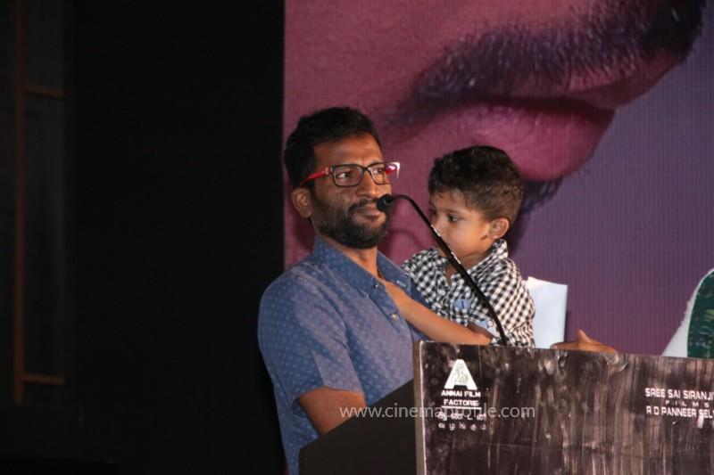 Nenjil Thunivirundhal Movie Audio Launch Photo Stills 11