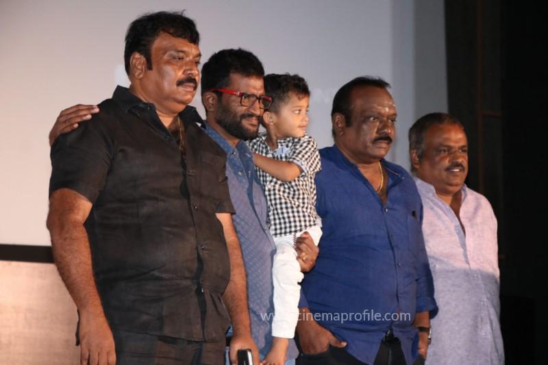 Nenjil Thunivirundhal Movie Audio Launch Photo Stills 5