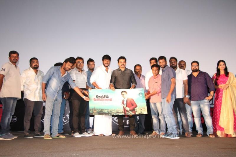 Nenjil Thunivirundhal Movie Audio Launch Photo Stills 22