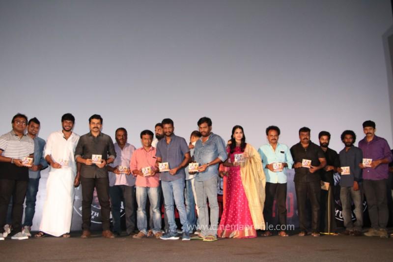 Nenjil Thunivirundhal Movie Audio Launch Photo Stills 8