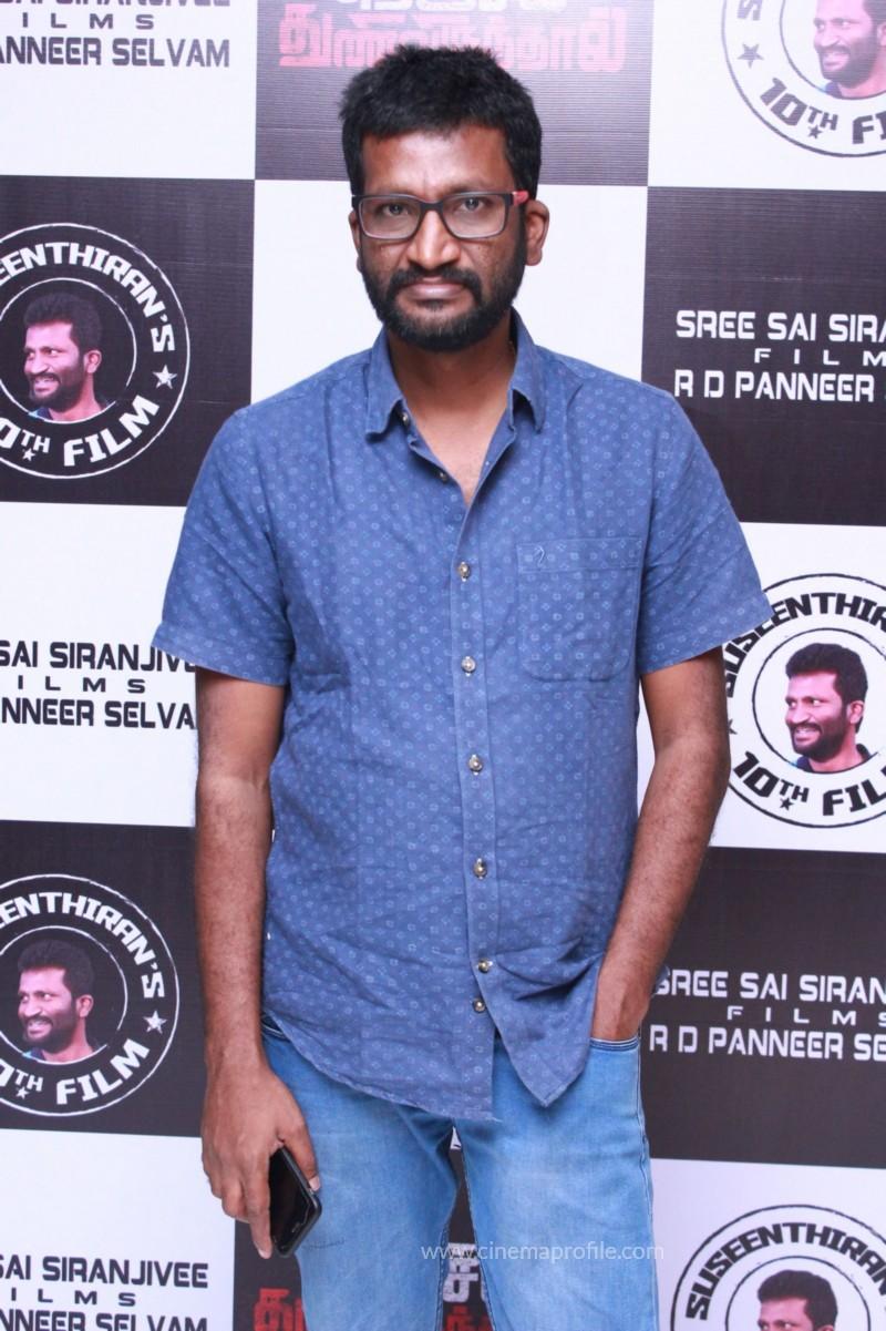 Nenjil Thunivirundhal Movie Audio Launch Photo Stills 33