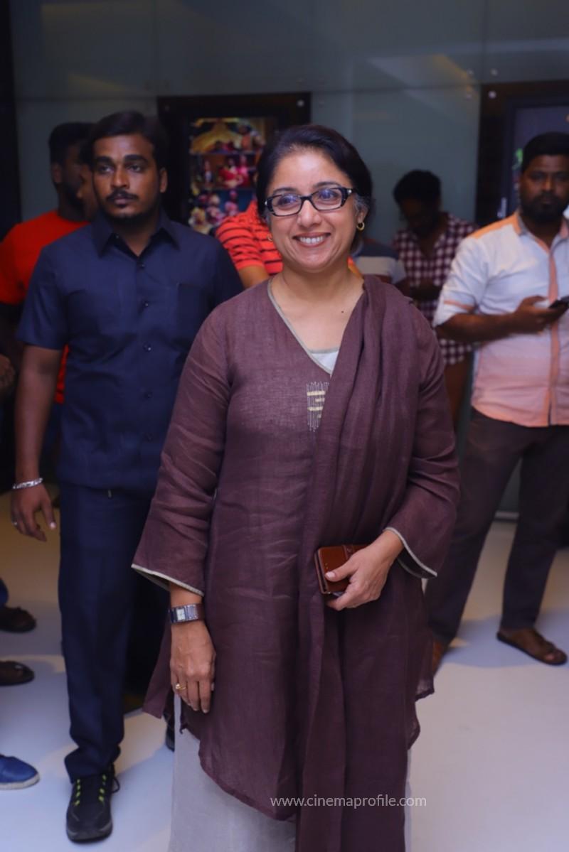 Nayanthara's Aramm Movie Premier Show Event Photo Gallery 10