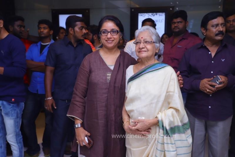 Nayanthara's Aramm Movie Premier Show Event Photo Gallery 2