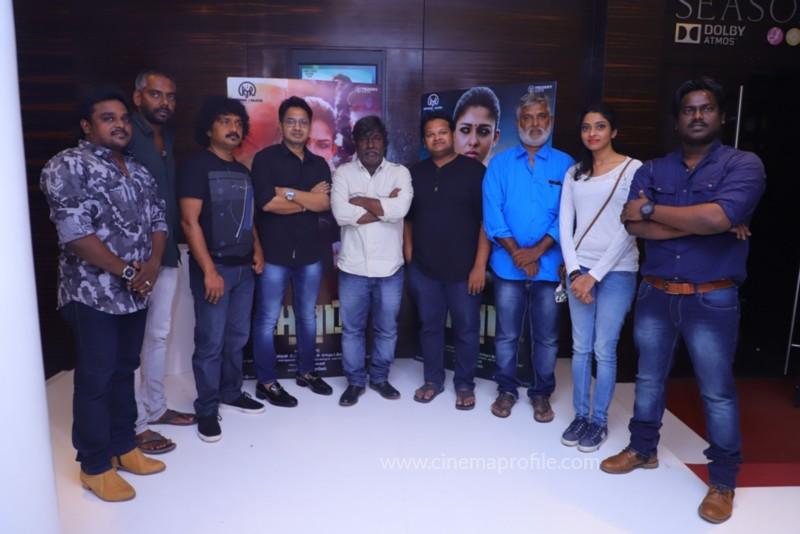 Nayanthara's Aramm Movie Premier Show Event Photo Gallery 14