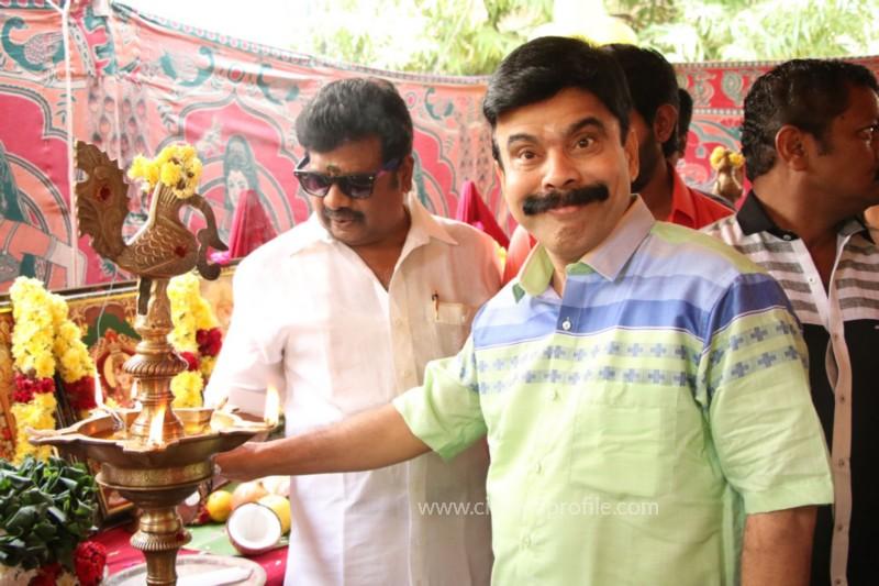 Avathara Vettai Movie Pooja Event Gallery, Stills