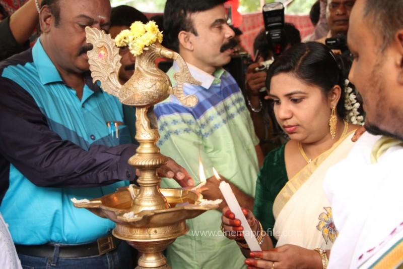Avathara Vettai Movie Pooja Event Gallery, Stills 29