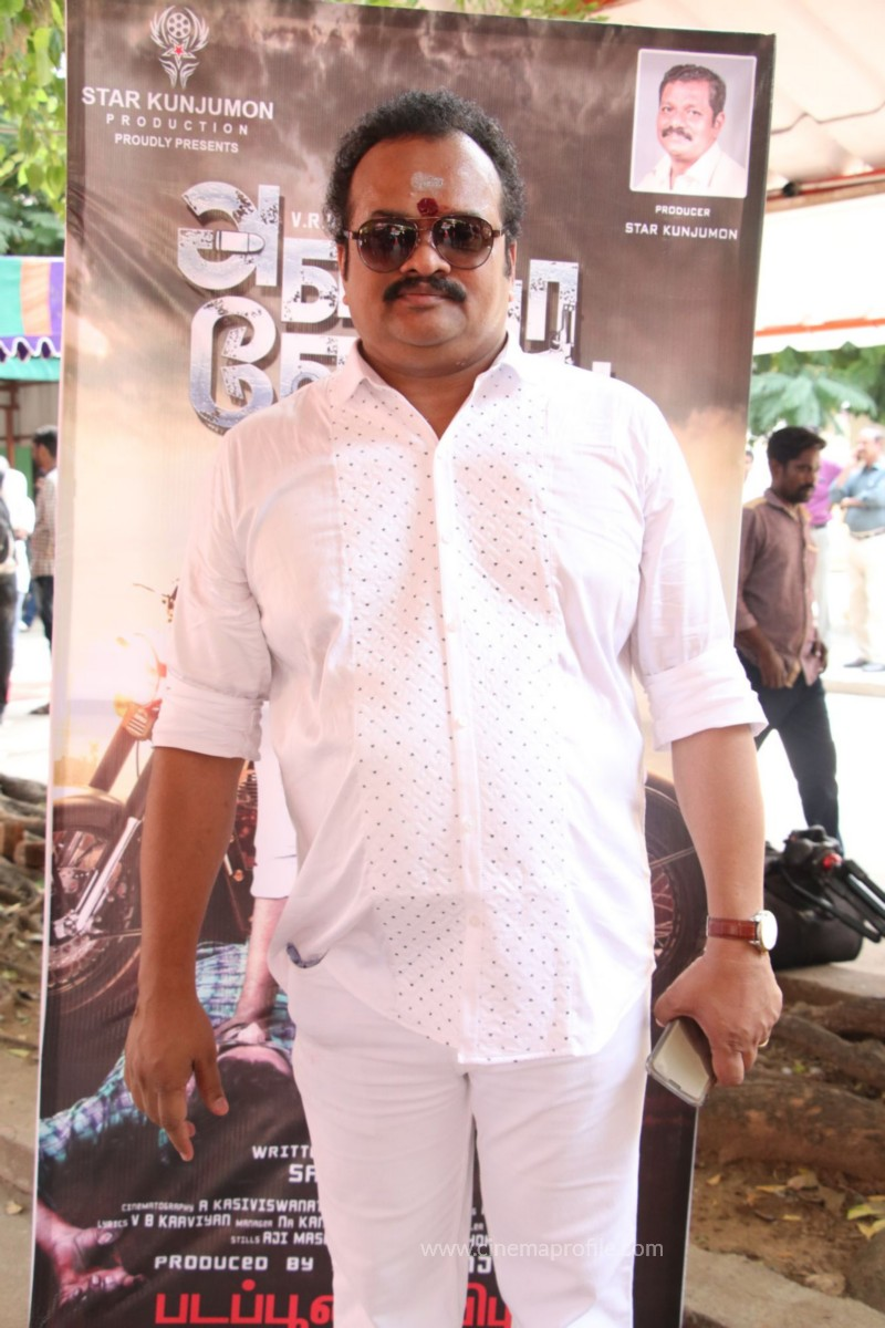 Avathara Vettai Movie Pooja Event Gallery, Stills 15
