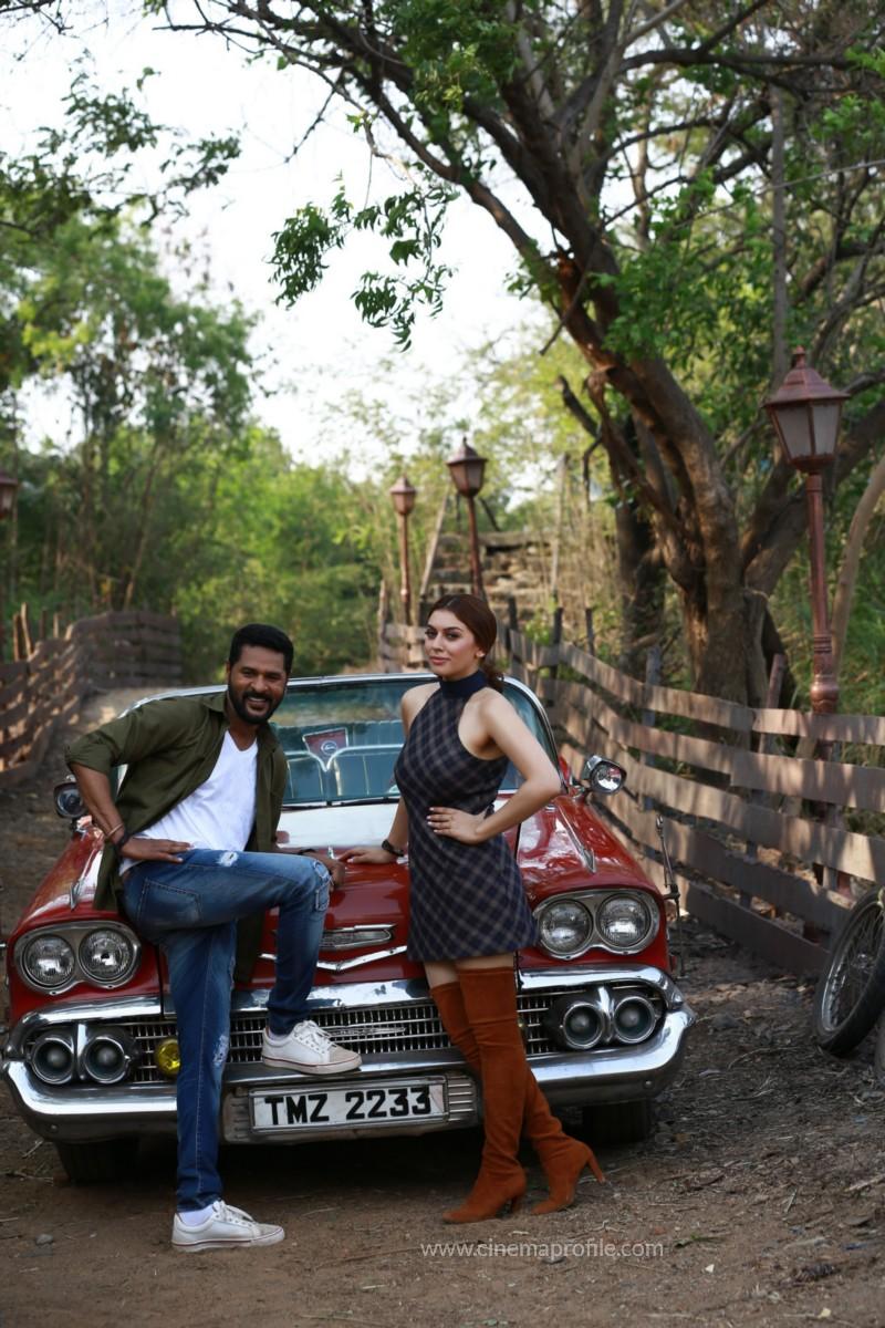 Gulaebaghavali Movie Photos, Latest Film Stills 13