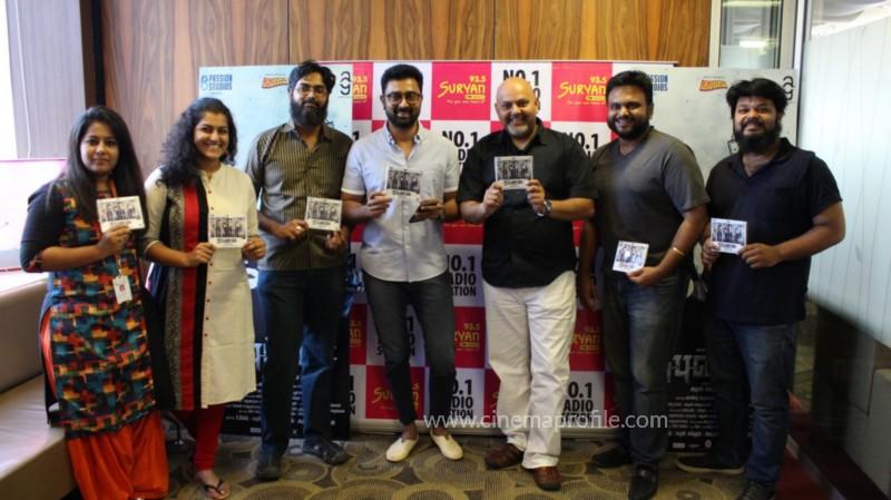 Nibunan Movie Audio Launch Photos at Suryan FM