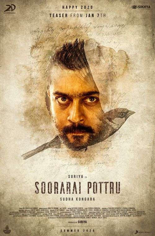 Soorarai Pottru Tamil Movie Posters 17