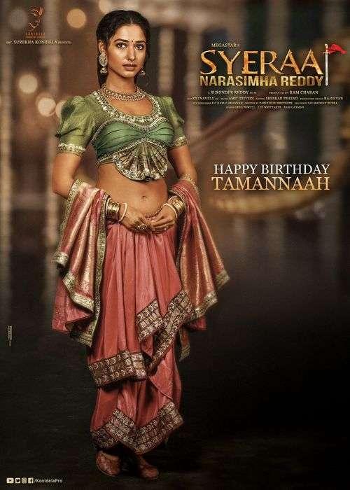 Sye Raa Narasimha Reddy Tamil Movie Posters 2