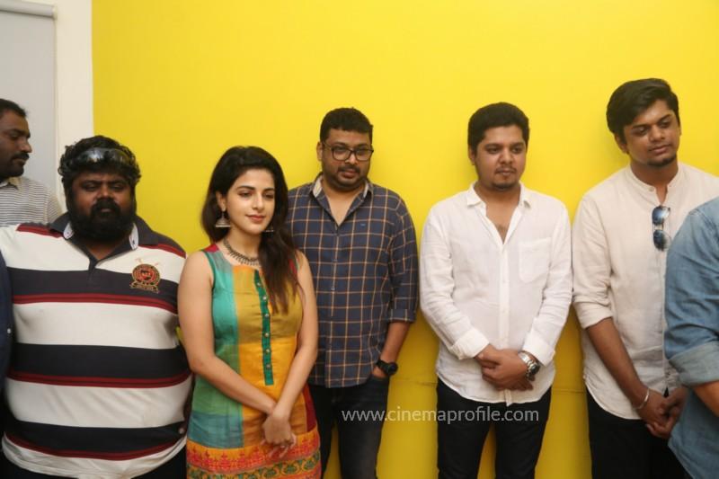 Thamizh Padam 2.O Movie Pooja Event Stills, Photos, Gallery 15