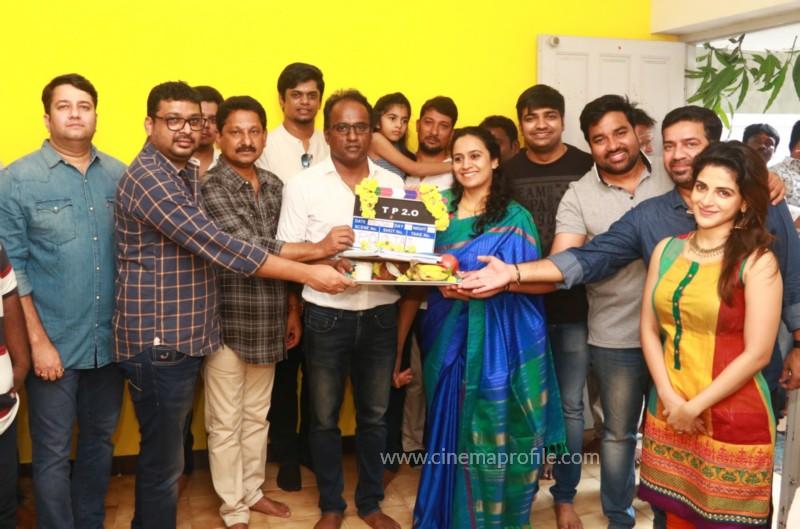 Thamizh Padam 2.O Movie Pooja Event Stills, Photos, Gallery 3