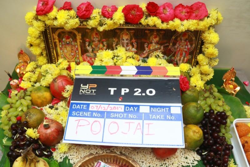 Thamizh Padam 2.O Movie Pooja Event Stills, Photos, Gallery 6