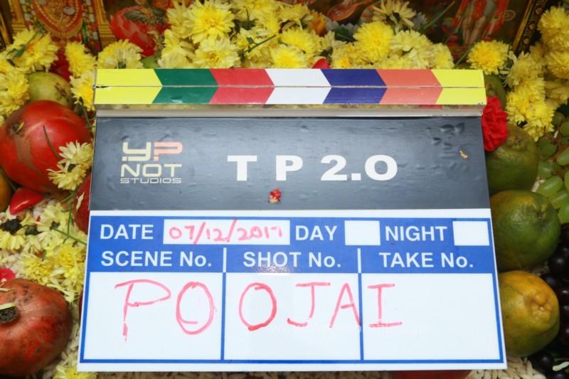 Thamizh Padam 2.O Movie Pooja Event Stills, Photos, Gallery 11