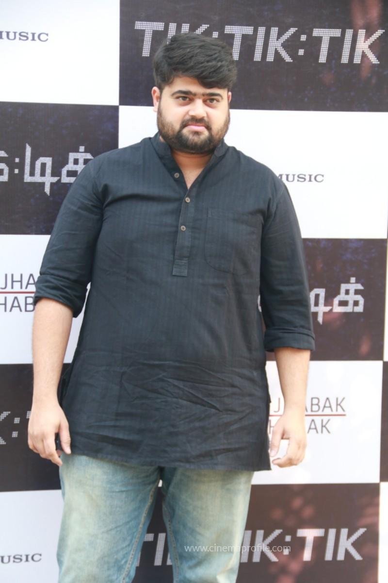 Jayam Ravi's Tik Tik Tik Movie Audio Launch photos | Song Release Stills 26