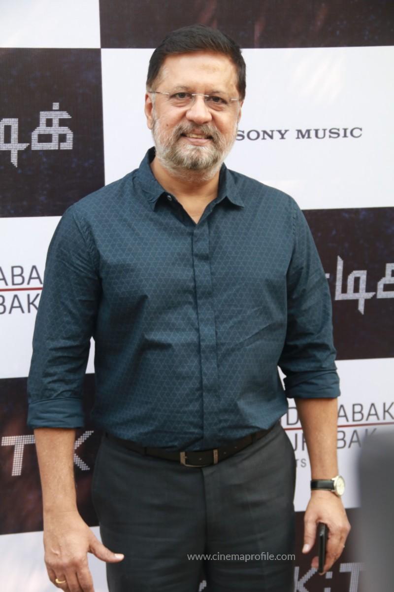 Jayam Ravi's Tik Tik Tik Movie Audio Launch photos | Song Release Stills 28
