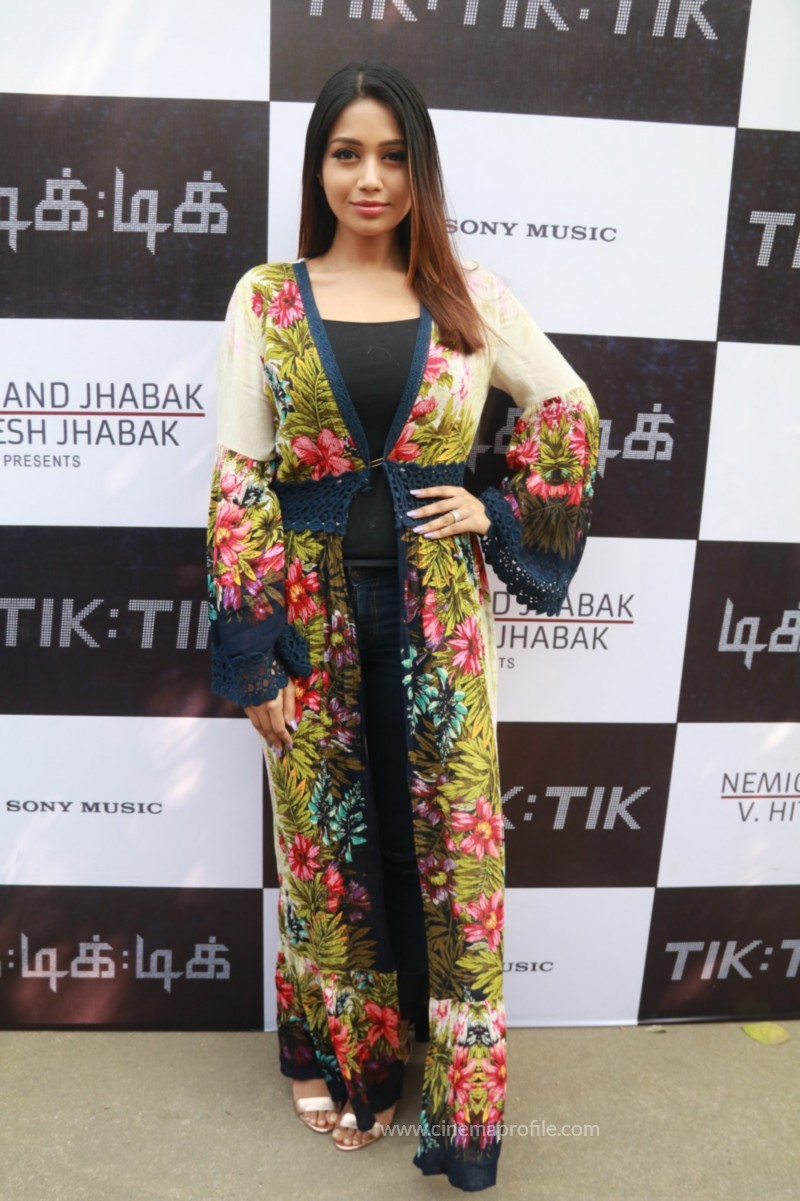 Jayam Ravi's Tik Tik Tik Movie Audio Launch photos | Song Release Stills 3