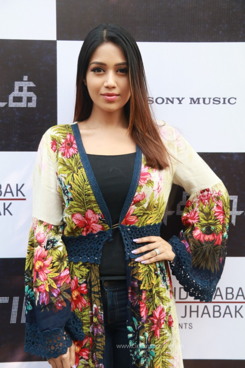 Jayam Ravi's Tik Tik Tik Movie Audio Launch photos | Song Release Stills 7
