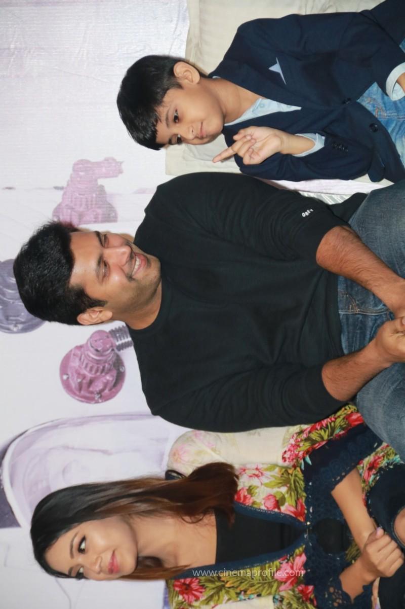 Jayam Ravi's Tik Tik Tik Movie Audio Launch photos | Song Release Stills 14